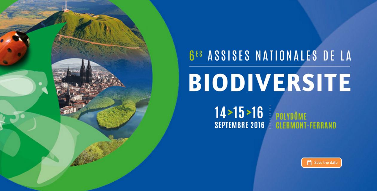 6e assise de la biodiversité