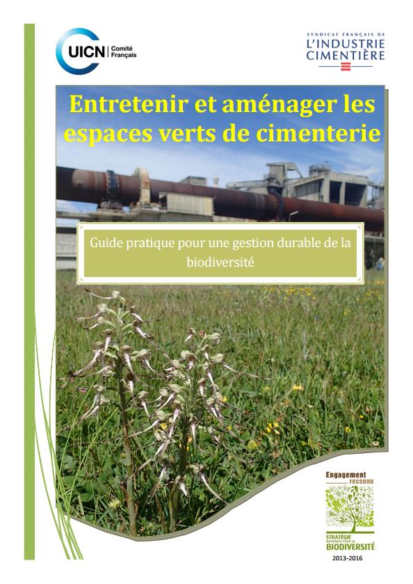 Guide pratique pour une gestion durable de la biodiversité