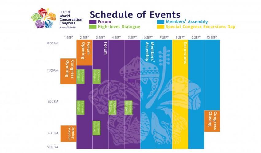 programme congrès mondial